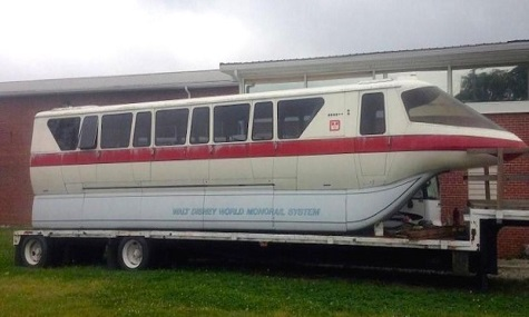 Monorail Unfall im Walt Disney World Resort