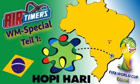 Brasil3 Brasilien Special zur WM 2014   Hopi Hari