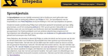 Geballtes Efteling Wissen   Im Gespräch mit dem Begründer der Eftepedia