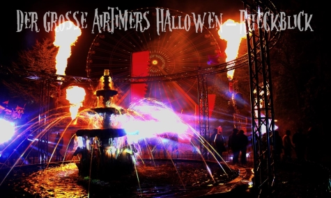 Airtimers vor Ort   Fort Fear Horrorland 2015