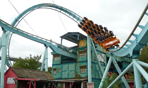 shock Drayton Manor – Highlights abseits von Merlin