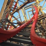 Six Flags Magic Mountain – Eröffnung von Full Throttle