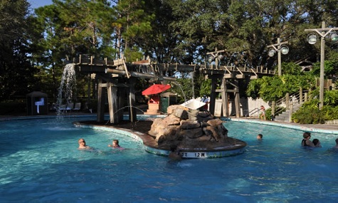 Ol' Man Island Port Orlean Riverside Plantschen mit Mickey Mouse – die besten Pools der Walt Disney World Resort Hotels