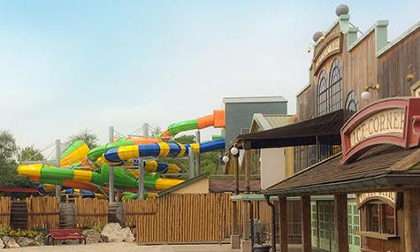 Attractiepark Slagharen startet mit vier neuen Attraktionen in die Jubiläumssaison!