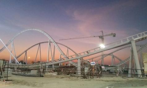Airtimers Wochenrückblick KW 6   hoch, höher, PortAventura