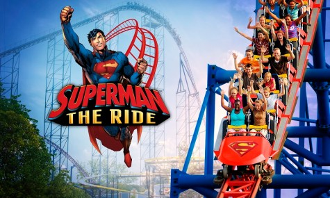 Superman The Ride 475x285 Neuheiten 2016 – Six Flags verkündet filmreife Highlights