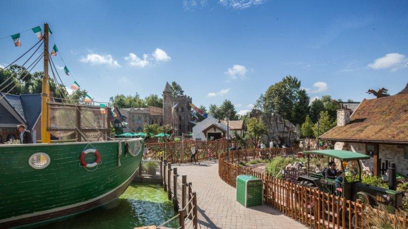 europa park boat Europa Park 2016   Irland kommt mit neuen Familien Attraktionen
