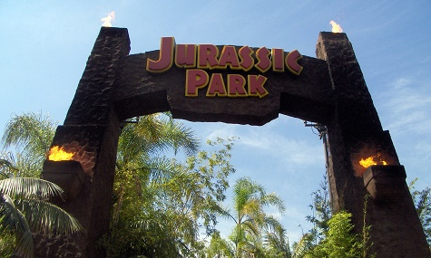 jurassicpark Universal Studios Krefeld   ein gescheiterter Millionentraum