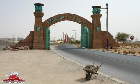 Dubai dubailand gate big 475x285 Baustelle Wüste – Was gibt es Neues aus Dubai?