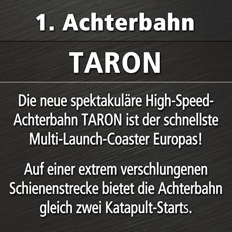 taron raik phantasialand zweite achterbahn 3 RAIK   Klugheims zweite Achterbahn