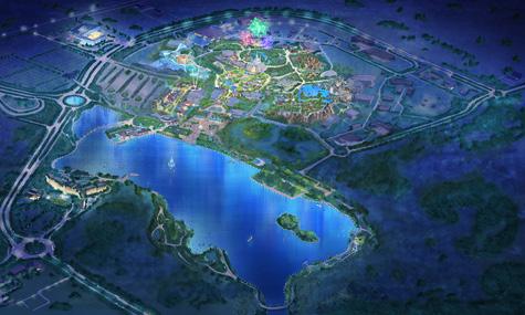 Disneyshanghai 5 Eröffnungsdatum für das Shanghai Disneyland steht fest