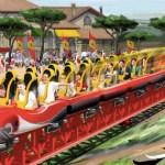 Adventure World Warsaw   Erstes Video des polnischen Freizeitparks