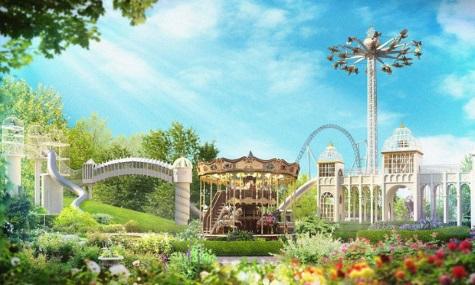 Liseberg baut 2021 Hotel und Wasserpark in Göteborg