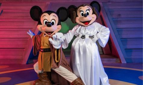 Minnie Prinzessin Lei 475x285 Disneys Antwort auf die Wizarding World of Harry Potter: Star Wars