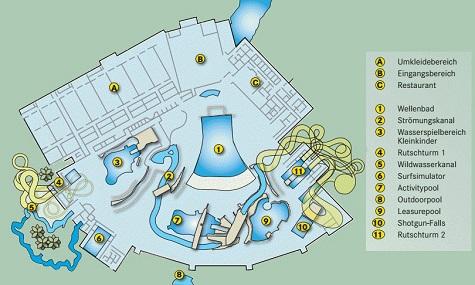 Wasserpark in Rust   Das Konzept steht