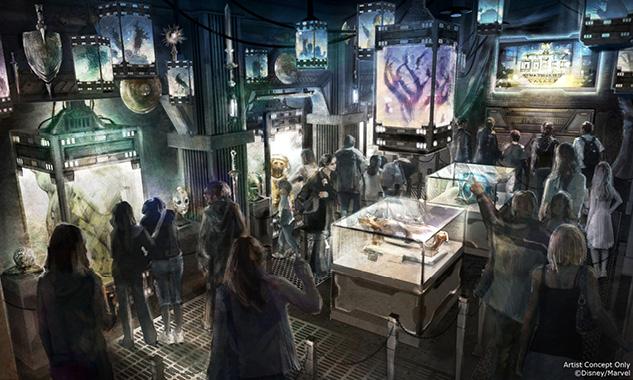Guardians of the Galaxy 3 Guardians of the Galaxy Attraktion für Disney California Adventure angekündigt