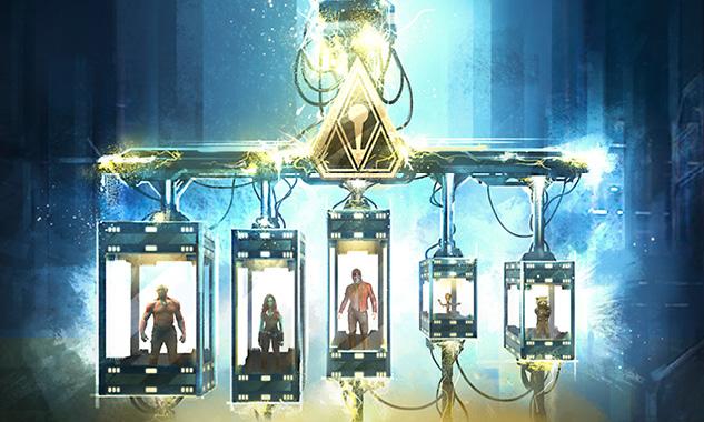 Guardians of the Galaxy 4 Guardians of the Galaxy Attraktion für Disney California Adventure angekündigt