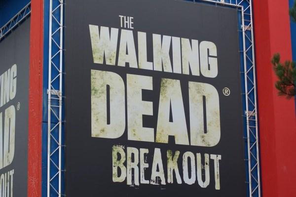 walking dead movie park germany 01 Neuheiten Check: The Walking Dead   Breakout, Movie Park Germany
