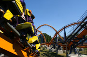 Dominator Kings Dominion 00 Freizeitpark & Achterbahn Wallpapers