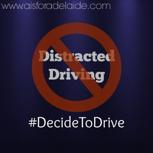 #decidetodrive #aisforadelaide #clevergirls #joinme