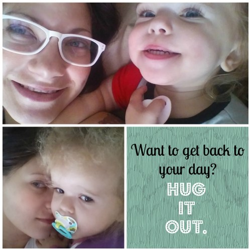 Hug it Out #aisforadelaide #parenting #hugitout