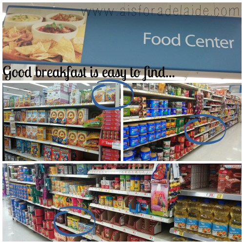 #aisforadelaide #cbias #shop #collectivebias #MyGoodLife Shopping at Walmart to Fuel My Mornings