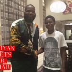 Doriyan Meets Dr. Umar Johnson (Stress in the African-American Community)