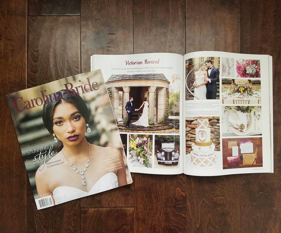 Carolina Bride Magazine