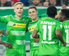 Video: Fortuna Dusseldorf vs Borussia M gladbach