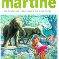 "Les albums ""Martine"""