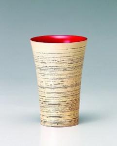 会津塗焼酎カップ