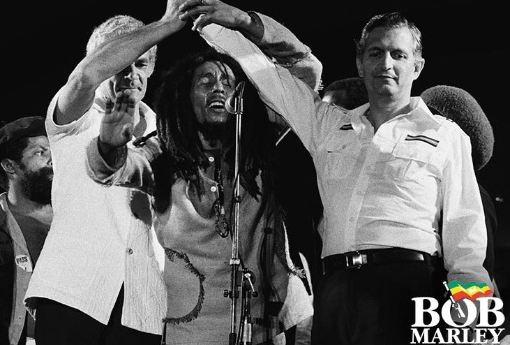 Bob Marley - One Love Peace Concert