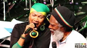 Marcia Griffits-Bob Andy, Jamaica Icons.