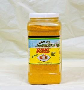 Ocho Rios Jerk Curry Powder