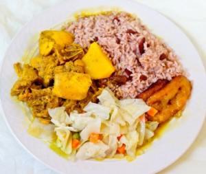 Jamaican Curry Chicken