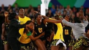 Jamaica Netball team