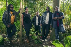 Morgan Heritage Ready for Groovin in the Park