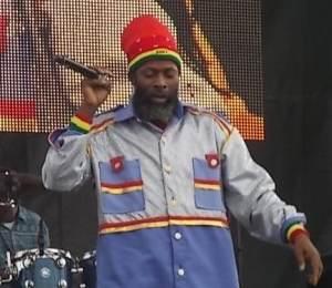 Reggae Singer Capletan and Bobo Shanti Order Rastafarian