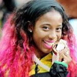 Jamaica Track and Field Star Shelly-Ann-Fraser-Pryce