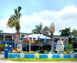 Travellers Beach Resort, Negril Jamaica.