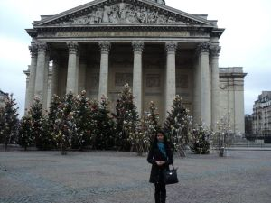 Ashwina and the Panthéon