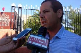 تصريح عبد الواحد المسعودي حزب البام حول رئاسة بلدية تازة