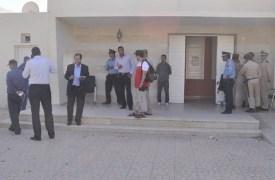 جرسيف :السلطات المحلية تمنع الصحفيين من تغطية  التصويت على المجلس الإقليمي