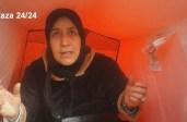 اعتصام عائلة سائق طاكسي قتل أثناء عمله