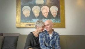 John Mann and Jill