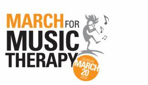March for Music Therapy