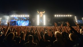 Wacken (Stage at night)