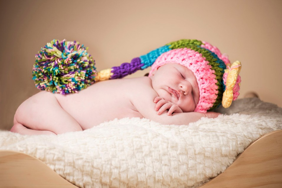 Newborn photoshoot