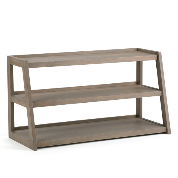 WYNDENHALL Hawkins 48 Inch TV Stand For TVs Up To 52 Inches Wide Tv Stand T29