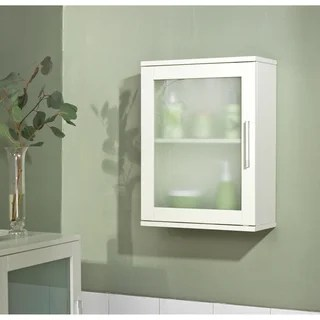brilliant white bathroom wall cabinets simple living antique frosted on decor